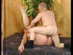 Kira Red With Midget  Good Video