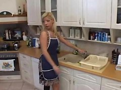 Sandra Housewife Fantasy With Mmmf