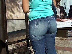Candid Asses Booties Culos