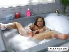 Bubble Baths And Throbbing Twats