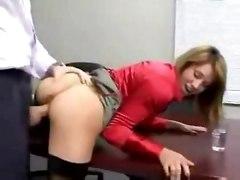 Secretary, Office, Boss