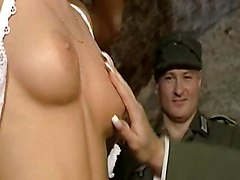 Dominant Russians Abuse Prisoners